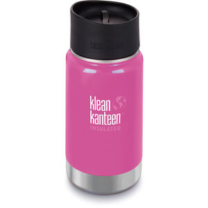 Klean Kanteen Wide Vacuum Insulated Bottle Café Cap 2.0 355ml wild orchid wild orchid