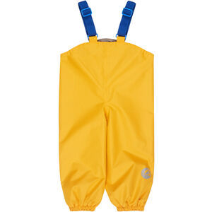 Finkid Pullea Rain Pants Barn yellow yellow