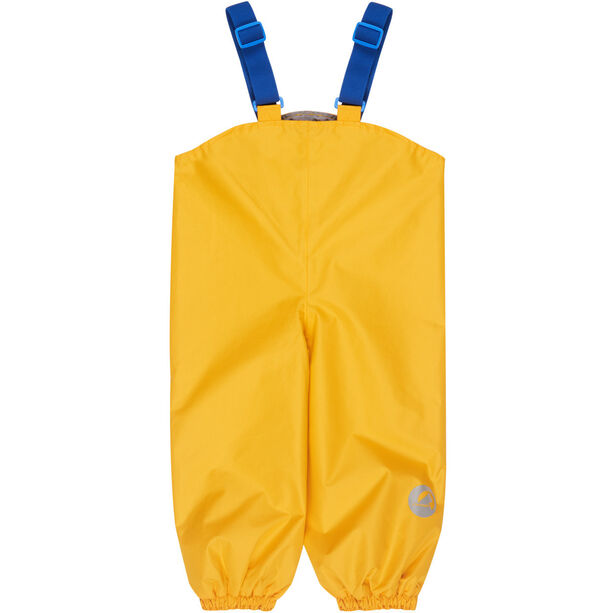 Finkid Pullea Rain Pants Barn yellow