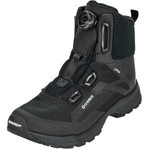 Icebug Walkabout Michelin Wic GTX Shoes Herr black black