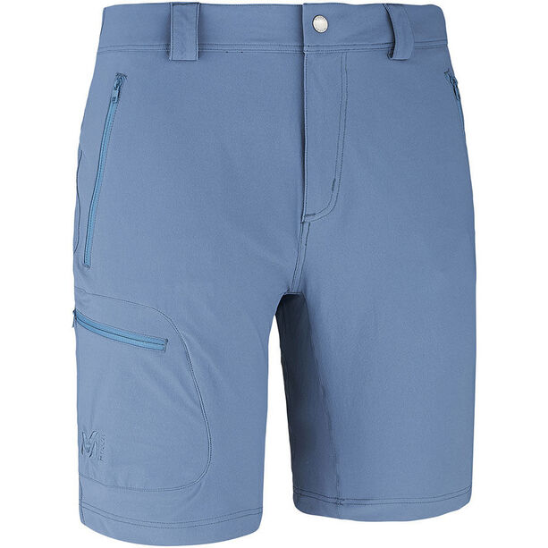 Millet Trekker Stretch II Shorts Herr teal blue