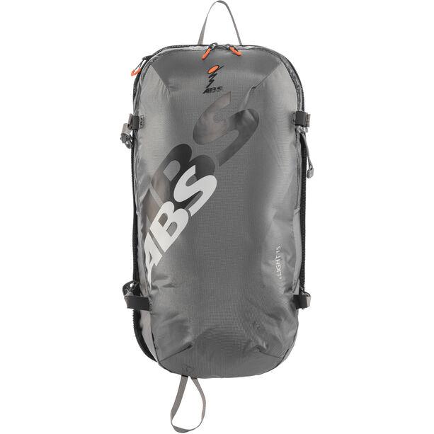 ABS s.LIGHT Compact Zip-On 15l rock grey