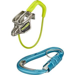 Edelrid Mega Jul Sport Belay Kit with Bulletproof Triple icemint icemint