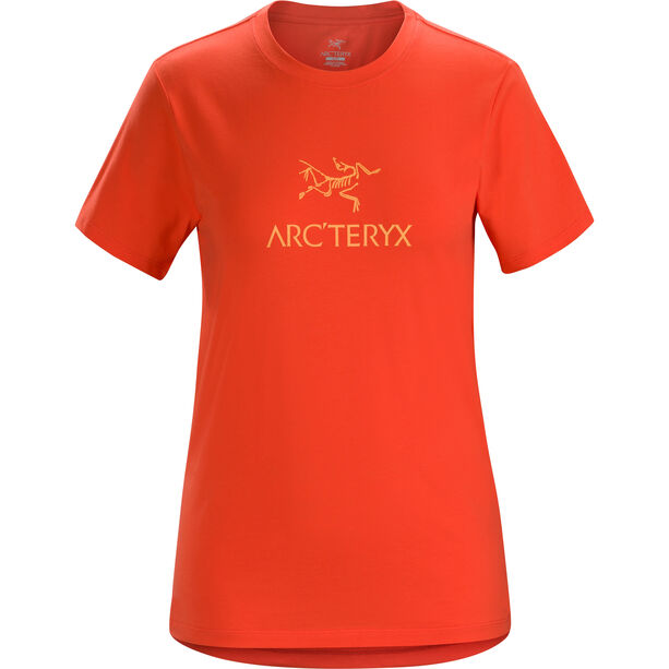 Arc'teryx Arc'Word SS T-Shirt Dam aurora