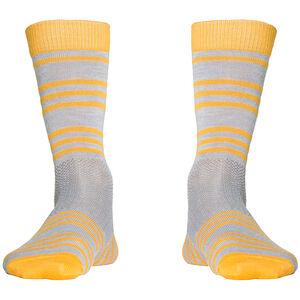 Röjk Everyday Merino Socks sea buckthorn stripe sea buckthorn stripe