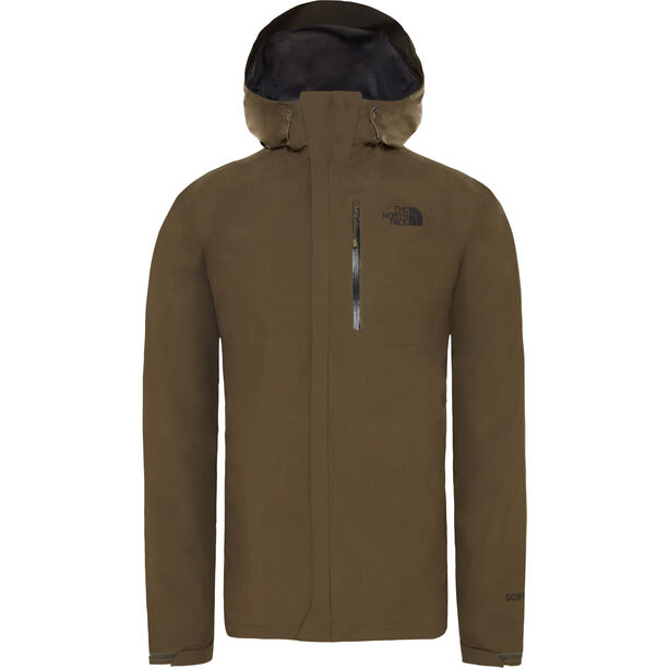 The North Face Dryzzle Jacket Herr new taupe green