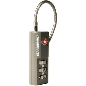 Sea to Summit Combo Cable TSA Lock
