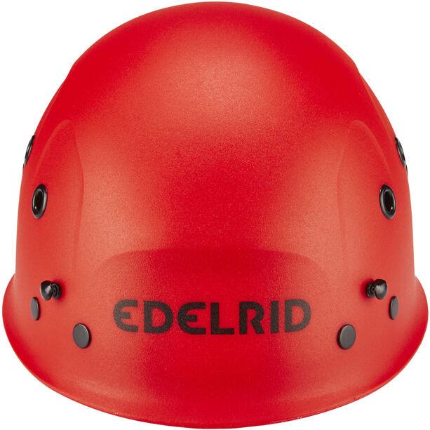 Edelrid Ultralight Helmet Barn red