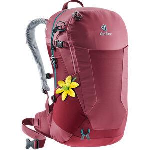 Deuter Futura 22 SL Backpack Dam cardinal-cranberry cardinal-cranberry