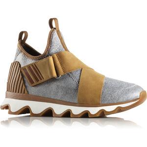Sorel Kinetic Sneak Shoes Dam camel brown/sea salt camel brown/sea salt