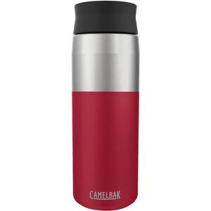 CamelBak Hot Cap Vacuum Insulated Stainless Bottle 600ml cardinal cardinal