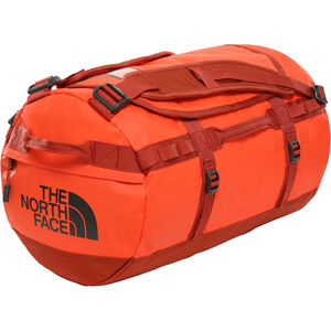 The North Face Base Camp Duffel S Acrylic Orange/Picante Red Acrylic Orange/Picante Red
