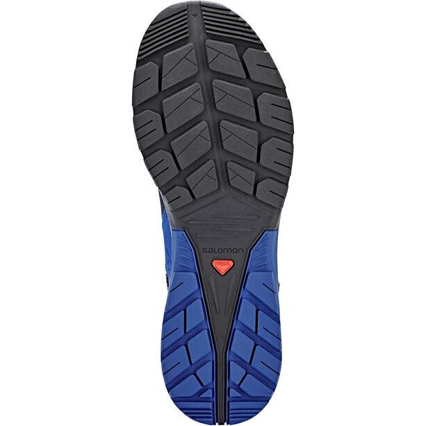 Salomon Techamphibian 4 Shoes Herr navy blazer/mazarine blue wil/quarry