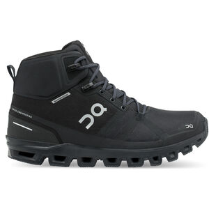 On Cloudrock Waterproof Running Shoes Dam all black all black