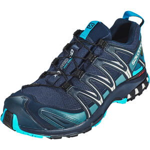 Salomon XA Pro 3D GTX Shoes Herr navy blazer/hawaiian ocean/dawn blue navy blazer/hawaiian ocean/dawn blue