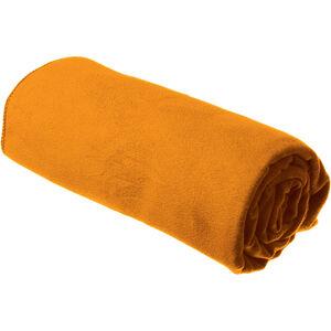Sea to Summit Drylite Towel Large orange orange