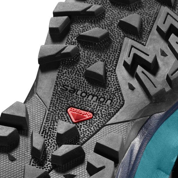 Salomon Outpath Pro GTX Shoes Dam blue bird/navy blazer/black