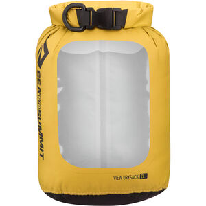 Sea to Summit View Dry Sack 2l yellow yellow