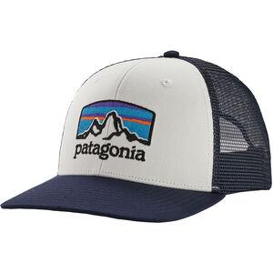 Patagonia Fitz Roy Horizons Trucker Hat white/classic navy white/classic navy