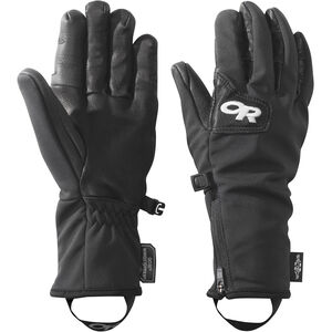 Outdoor Research Stormtracker Sensor Gloves Dam Black Black