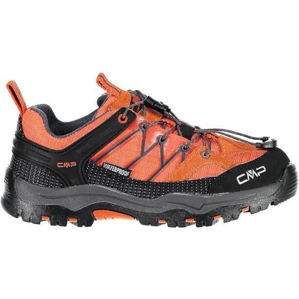 CMP Campagnolo Rigel Low WP Trekking Shoes Barn orange-antracite