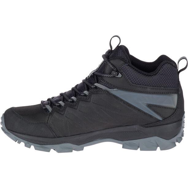 Merrell Thermo Freeze Mid WP Shoes Herr black/black black/black