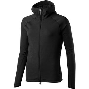 Houdini Outright Houdi Fleece Jacket Dam rock black rock black