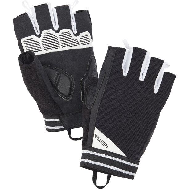Hestra Bike Guard Short Finger Gloves black