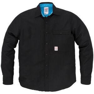 Topo Designs Breaker Shirt Jacket Herr black black