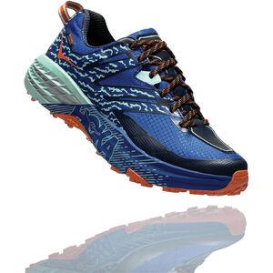 Hoka One One Speedgoat 3 WP Hiking Shoes Dam soadlite blue/lichen soadlite blue/lichen