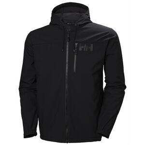 Helly Hansen Active Softshell Jacket Herr black black
