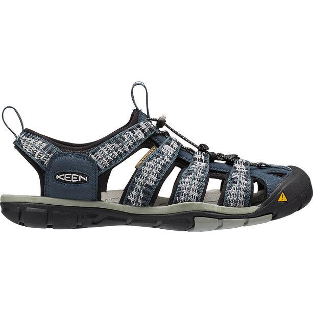 Keen Clearwater CNX Sandals Herr midnight navy/vapor