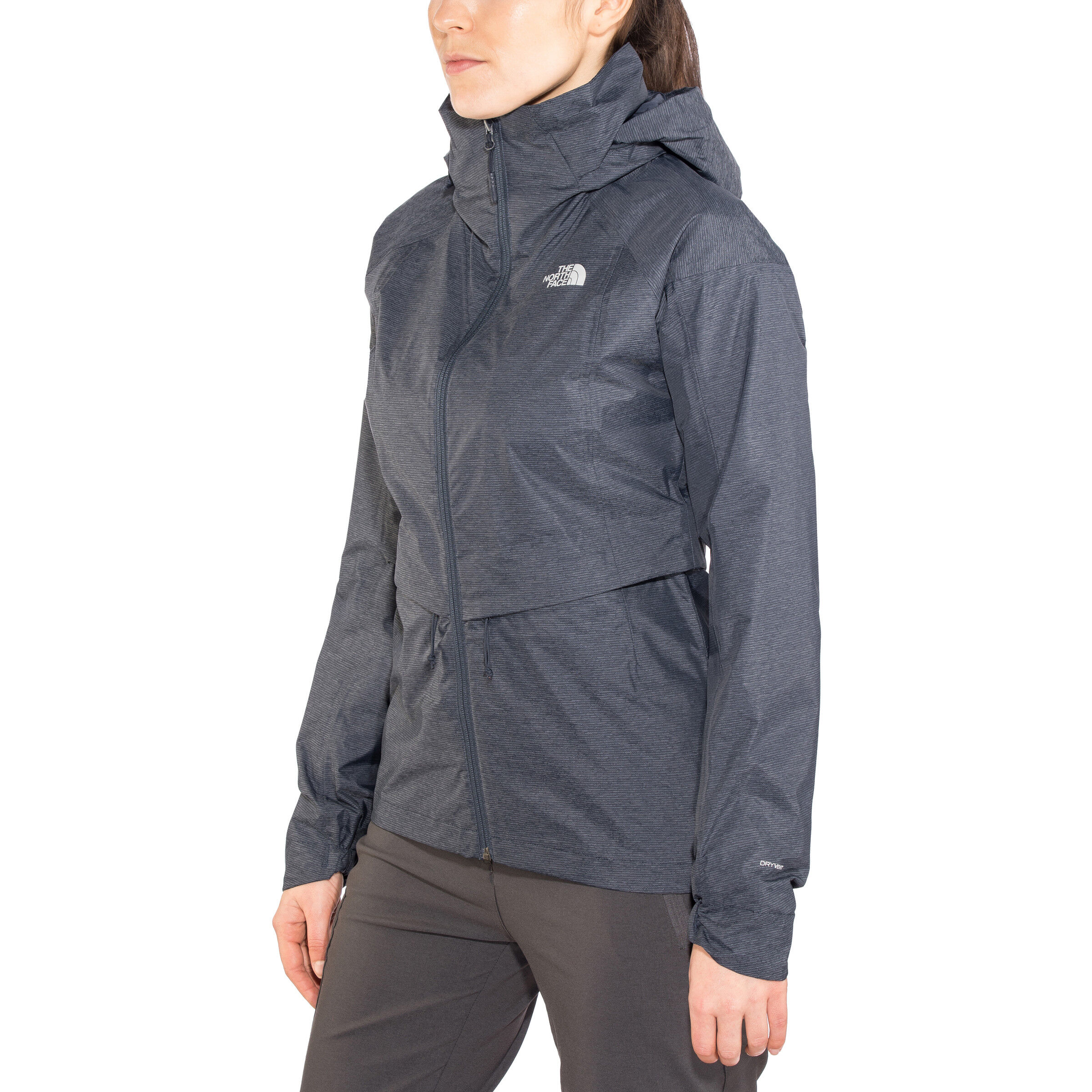 The North Face Stratos Jacket Dam tnf blacktin greybomber