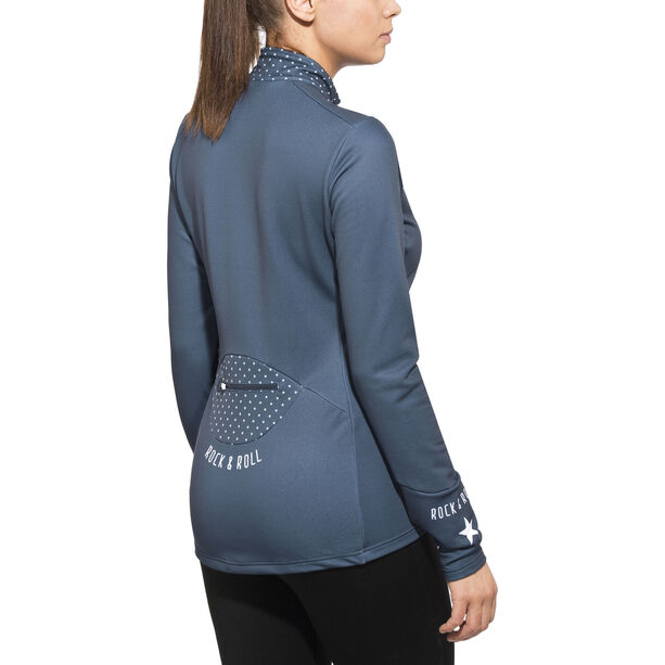 Maloja CorvallisM. 1/1 Long Sleeve Multisport Jacket Dam nightfall