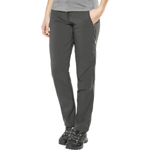 Meru Krimml Strech Pants Dam dark grey/black dark grey/black