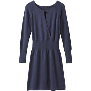 Prana Sonatina Dress Dam Midnight Dew Heather Midnight Dew Heather