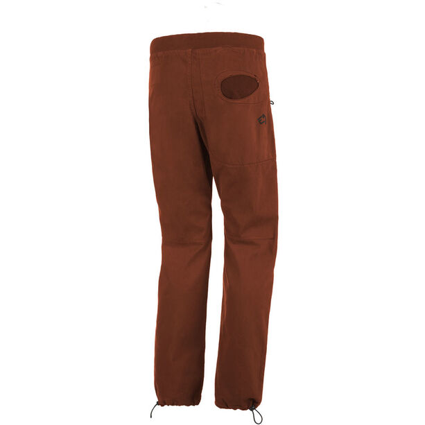 E9 Rondo Slim Pants Herr Brick