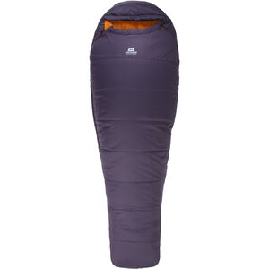 Mountain Equipment Starlight I Sleeping Bag Long Dam aubergine/blaze aubergine/blaze