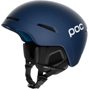 POC Obex Spin Helmet lead blue lead blue