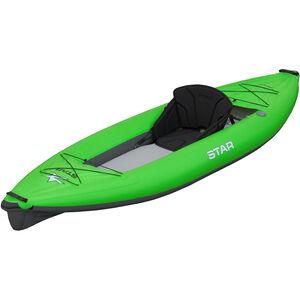 NRS STAR Paragon Inflatable Kayak lime lime