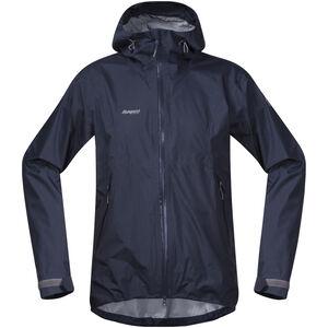 Bergans Letto Jacket Herr navy/solid grey navy/solid grey