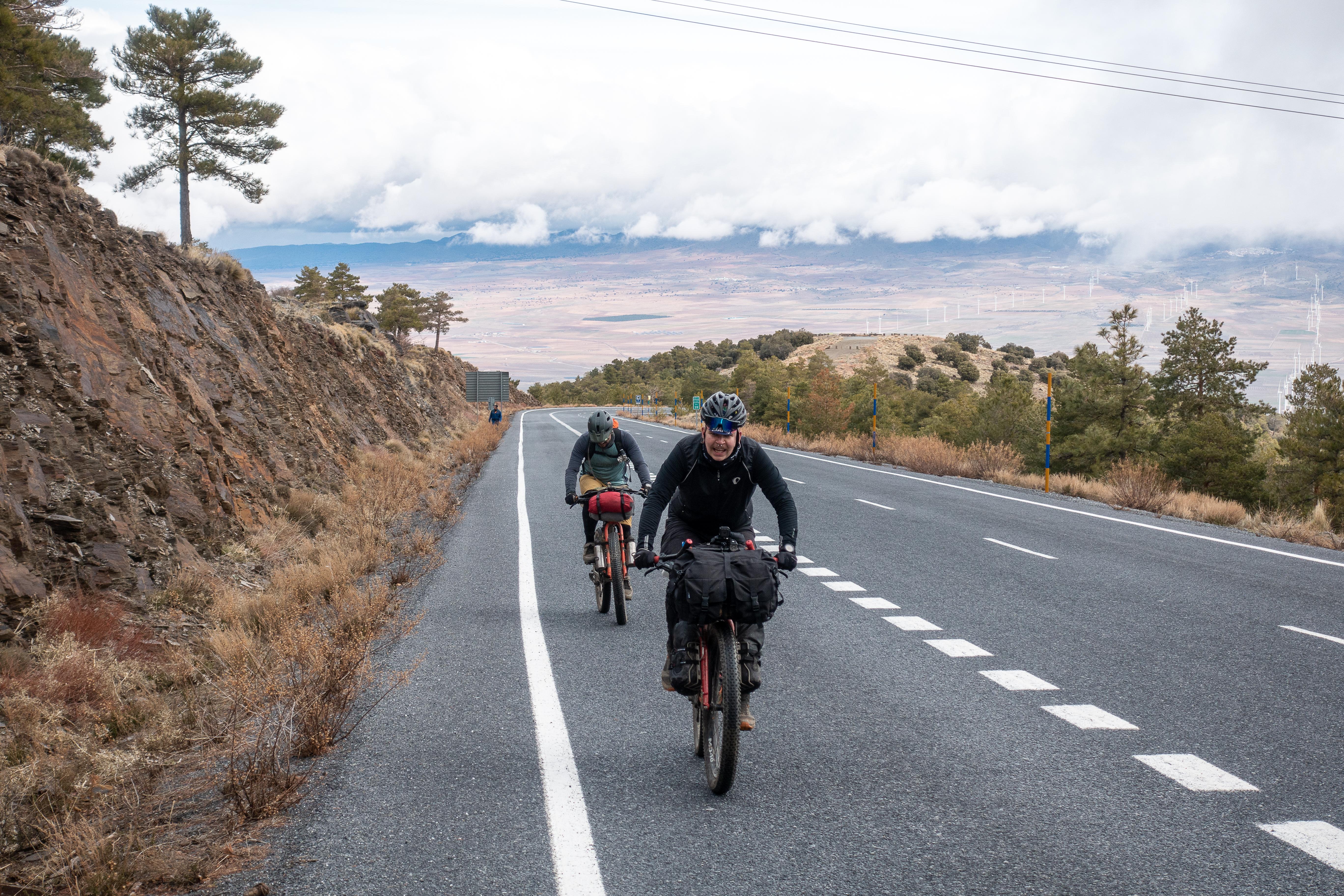 Bikepacking - Vandring på två hjul