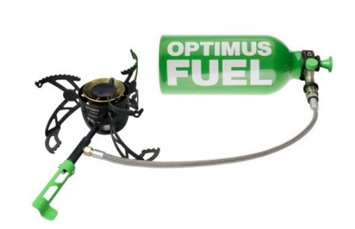 Optimus Nova Multifuel Cooker