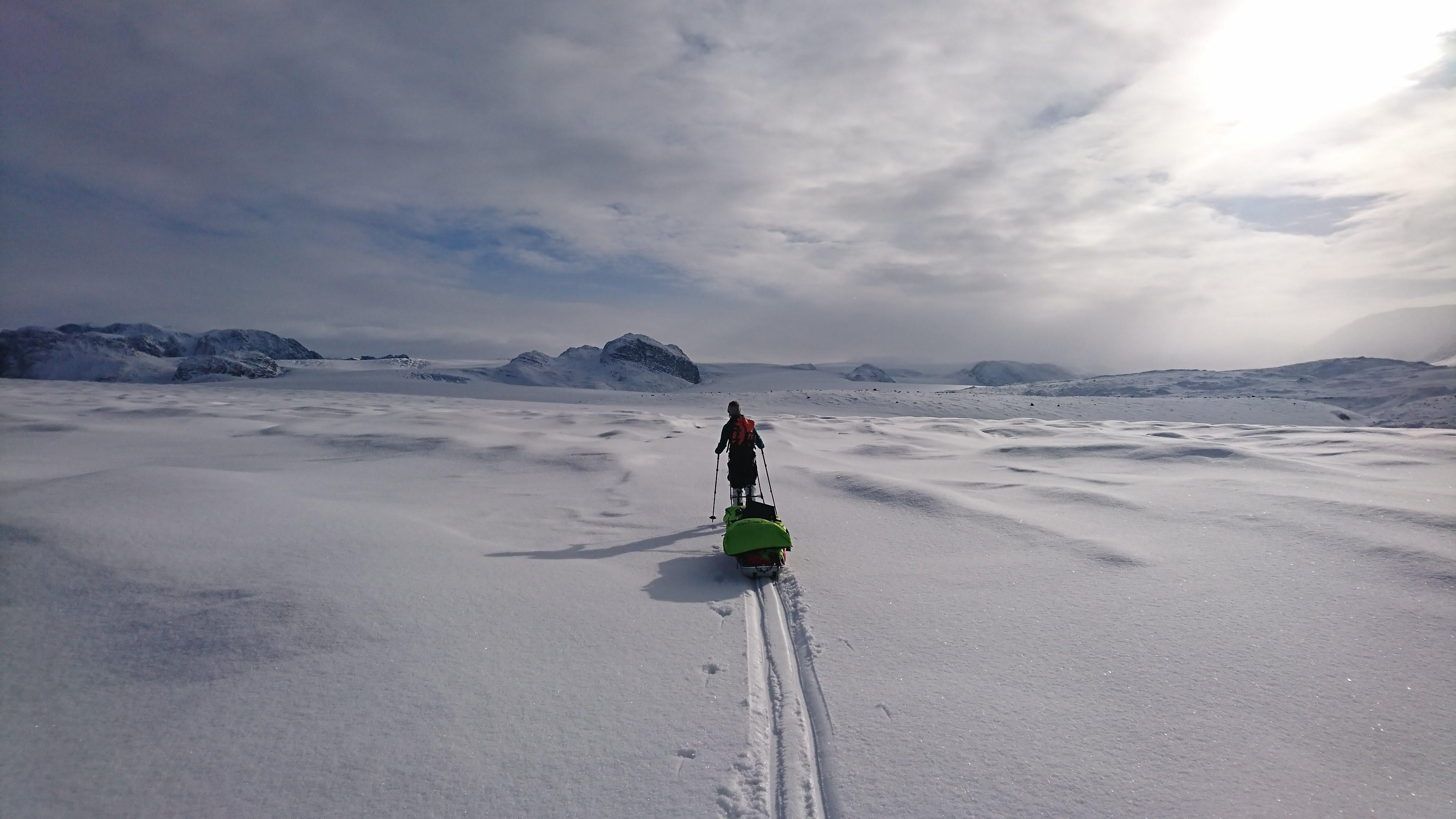 En arktisk långtur