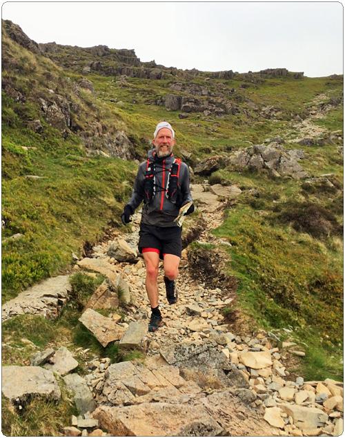 Niklas i Lake District