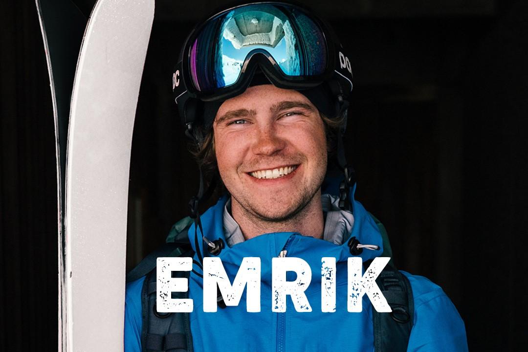 Addnature Family - Möt Emrik Jansson