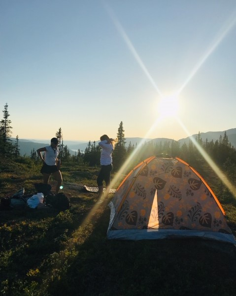 On Edge Camping