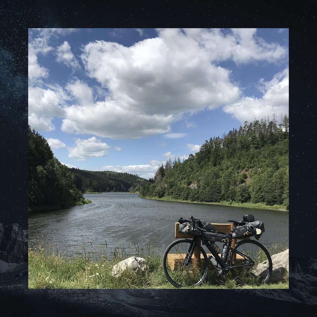 Madeleines bikepacking äventyr