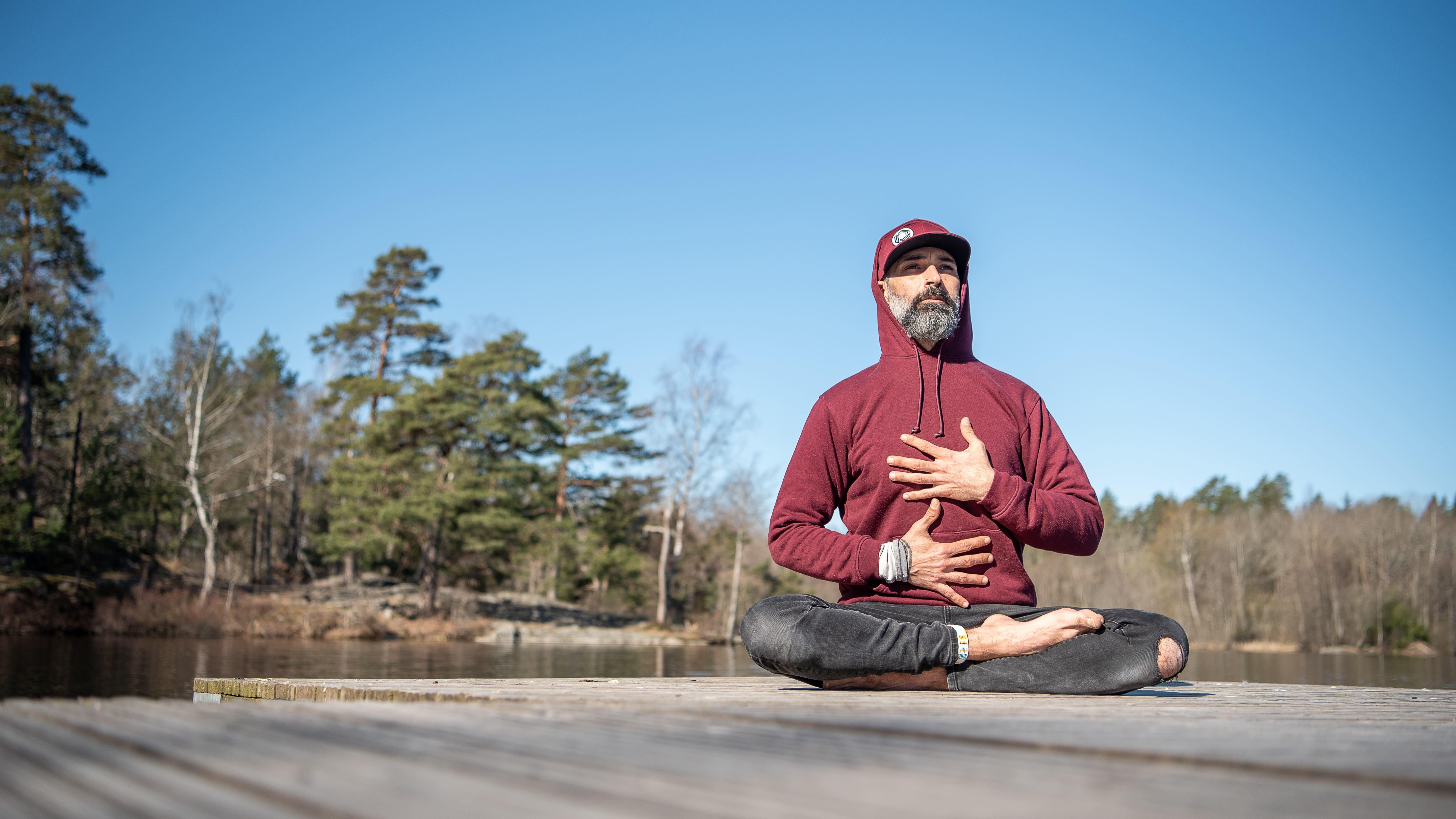 Yoga för klättrare